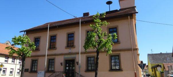 Rathaus-Gimbsheim